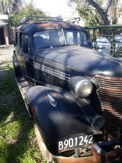 Chevrolet 1938 Sedan 4 Puertas