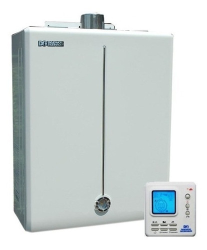 Caldera Gas Condensación 30.000 Kcal/h