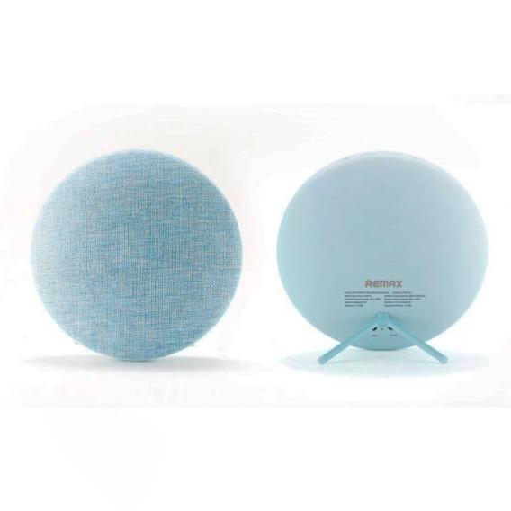 Caixa Som Portátil Wireless M9 Bluetooth 4.1 Sem Fio Azul