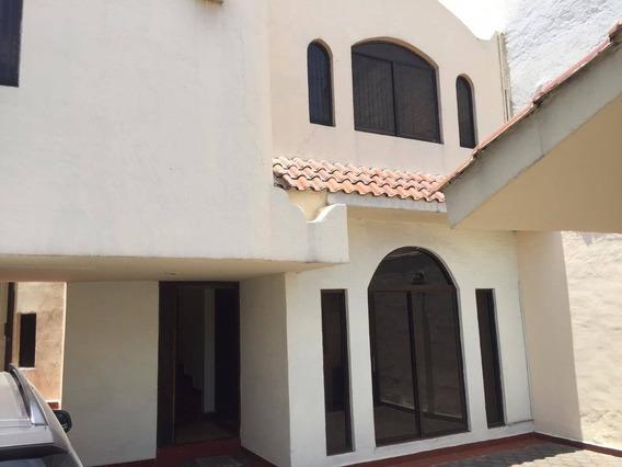 Casa En Renta Avenida Secretaría De Marina, Lomas Del Chamizal