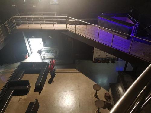 Galpão Para Alugar, 1220 M² Por R$ 36.000,00/mês - Jardim Do Mar - São Bernardo Do Campo/sp - Ga0425