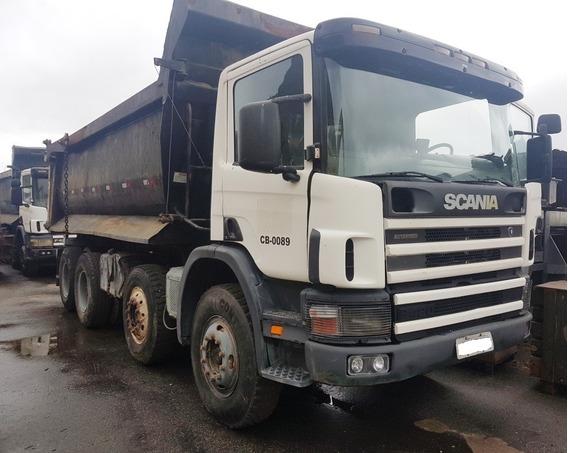 Scania 124 400 Cacamba Completa Ano 2005