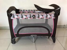 94e52a7aa Cuna Viajera Graco Bebe Portable Corral Napper Spin Collecti