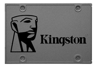 Disco De Estado Sólido Ssd Kingston 480gb A400 Sata 3 (7mm)