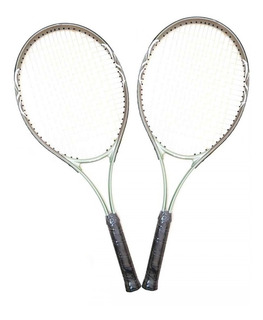 Par De Raquetes De Tênis Olymport Sport Oa066 Em Oferta!!