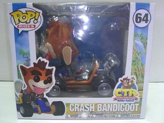 Funko Pop! Rides Crash Bandicoot #64