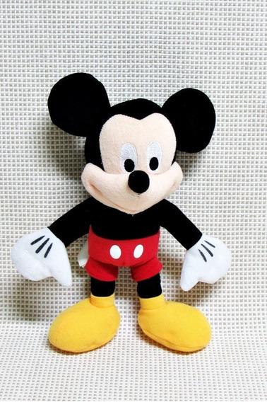 Mickey Pelucia Disney 25 Cm Bau11-2