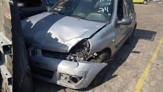 Sucata De Renault Clio 1.0 16v Flex - Motor Câmbio Peças