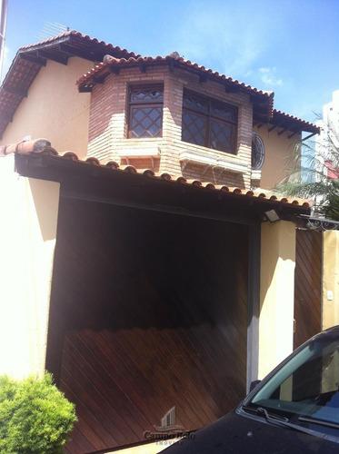 Imagem 1 de 15 de Sobrado Campo Belo 3 Dormitórios Venda 300 M2 - Ca273-1