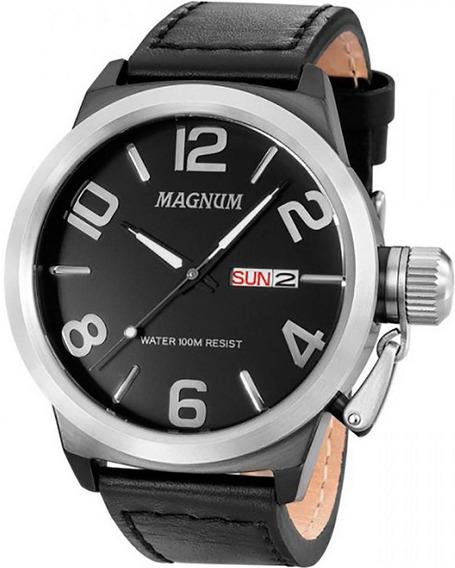 Relógio Magnum Masculino Analógico Ma33399t