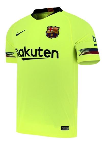 Camiseta Barcelona Nike Dri Oficial Stadium Fútbol Running