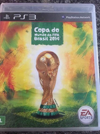 Copa Do Mundo Da Fifa Brasil 2014 - Ps3 Original