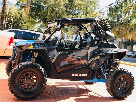 Polaris Rzr 1000 Turbo 2019 Nuevo 30horas Sin Sonido C/s 450