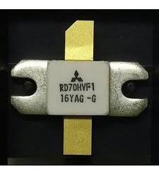 Transistor Potência Rf Rd70hvf1 Original Frete Grates