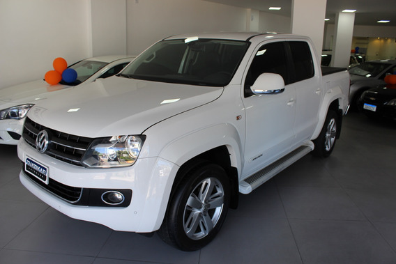 Amarok Highline 4x4 2012/2013 2.0 Bi Turbo 180cv Diesel , A