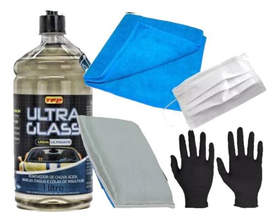 Cristal Ultra Glass Removedor De Chuva Ácida De Vidros