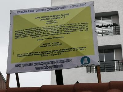 Licencia De Construccion - Construccion De Obra