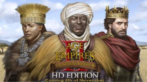 Imagen 1 de 3 de Dlc Age Of Empires Ii 2 Hd The African Kingdoms Dlc Pc Steam