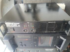 Amplificador Cygnus Sa3 Impecável