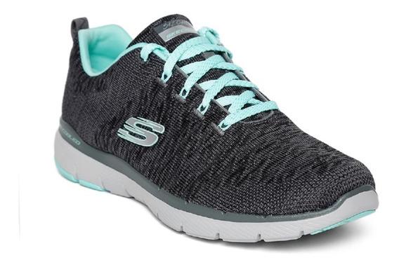 Zapatillas Deportivas Skechers Mujer Flex Appeal 3.0
