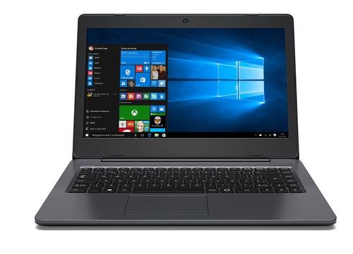 Imagen 1 de 4 de Notebook Positivo Bgh 14  Core I5 8gb 1tb A1650i