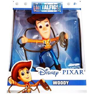 Figura Metals Woody Disney 11cm Mundo 84405