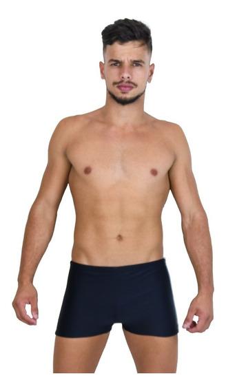 Kit 2 Sunga Masculina Boxer Praia Short Adulto Poliamida