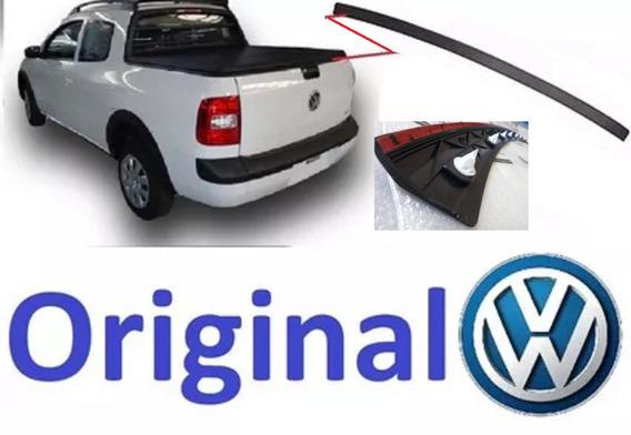 Acabamento Tampa Traseira Saveiro Cross Orig. Volkswagen