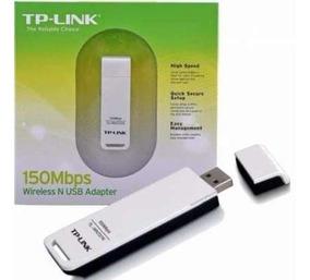 Adaptador Wireless Usb Tl-wn727n Para Notebook E Pc