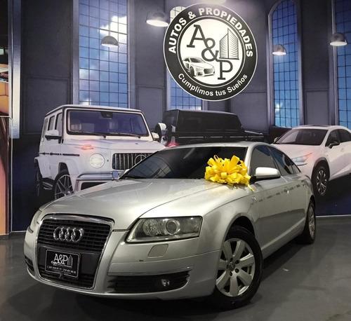 ¡ Audi A6 2.8 Fsi Blindaje 2+ 2008 !