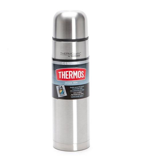 Termo Everyday 1 L Gris Acero Thermos
