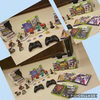 Xbox 360 Chipeada Con 48 Juegos