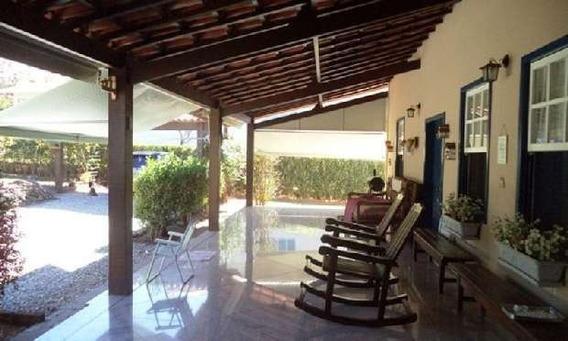 Casa Em Condomínio Com 3 Quartos Para Comprar No Cond. Estancia Real Em Lagoa Santa/mg - Blv4660