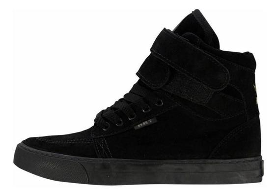 Tênis Sneakers Cano Alto Mad Bull Dr7 Staff Preto Promoção