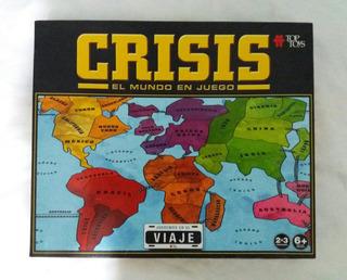 Crisis El Mundo En Juego Top Toys Juego De Mesa