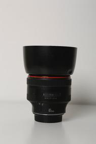 Vendo O Cambio Lente Canon Ef 85mm 1.2 Usm