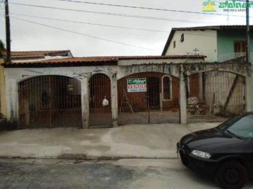 Imagem 1 de 8 de Venda Casa 3 Dormitórios Parque Continental I Guarulhos R$ 500.000,00 - 32446v