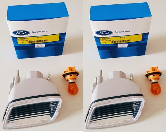 Kit 2 Lanterna Seta Dianteira Troller 09/14 Original C Lamp.