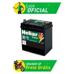 Bateria De Carro Heliar Original - 38 Amperes - Hg38jd