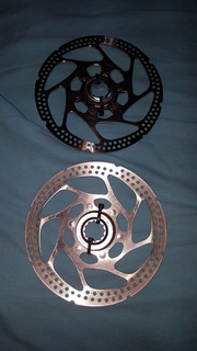 Par Disco Freio Rotor Shimano