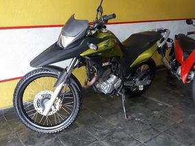 Honda Xre 300 2012 Verde Tebi Motos