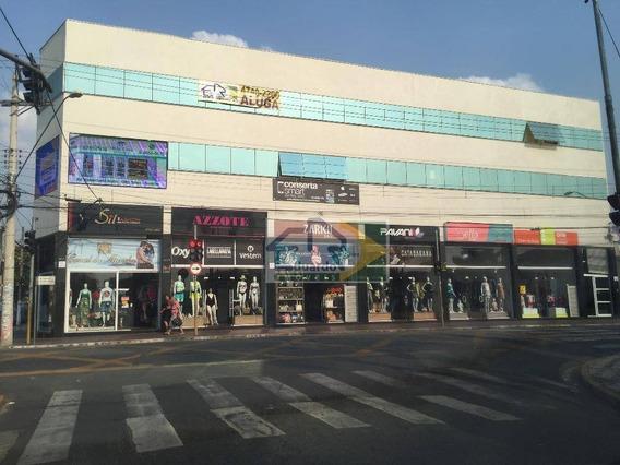 Sala Comercial Para Locação, Parque Suzano, Suzano. - Sa0042