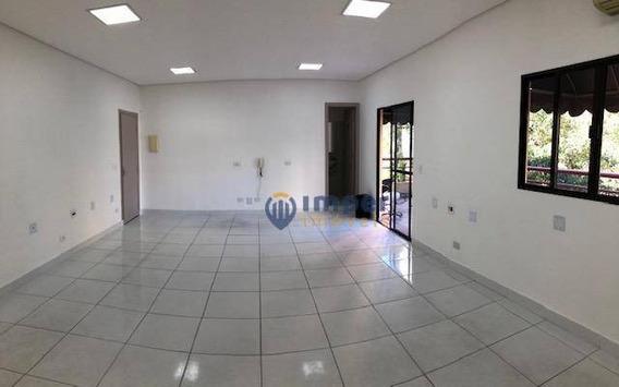 Sala Para Alugar, 48 M² Por R$ 1.700/mês - Pompeia - São Paulo/sp - Sa0060