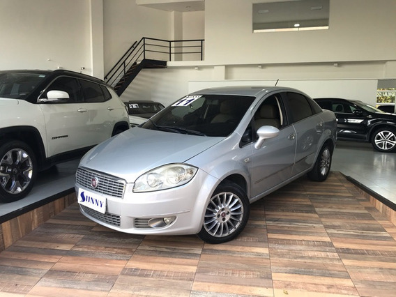 Fiat Linea Absolute 1.8 16v Dualogic (flex) 2011