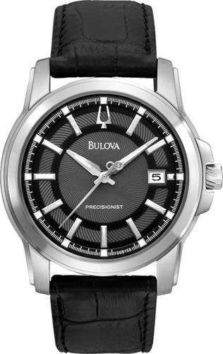 Bulova Precisionist Langford 96b158 Reloj Hombre 42mm