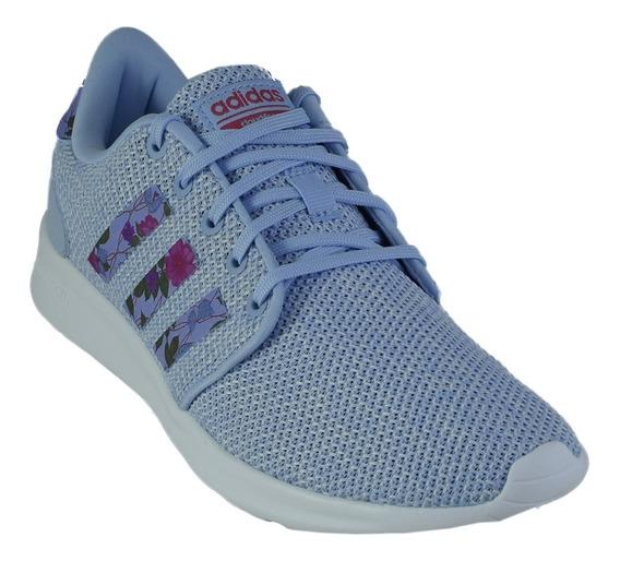 Zapatillas adidas Qt Racer Mujer Glob/ftw
