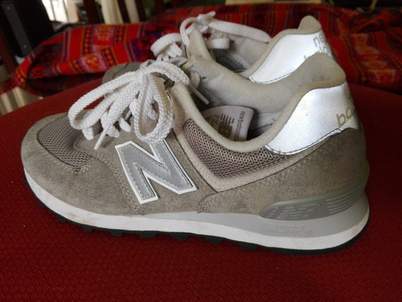Zapatillas New Balance Classic 574- Impecables!