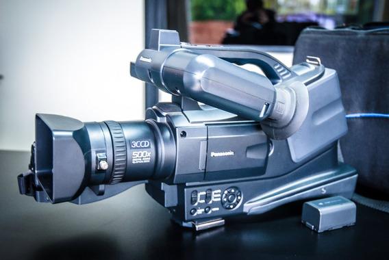 Filmadora Dvc20p+bag+carregador+baterias Baixei Para Vender! Preço Imperdível!