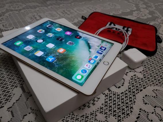 New iPad 128gb 9.7 Polegadas Dourado Wi-fi