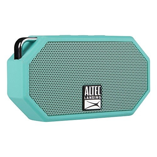 Altavoz Impermeable Inalámbrico Bluetooth Altec Lansing Imw